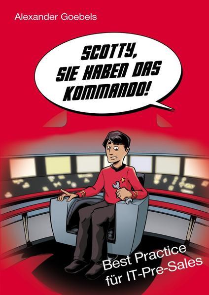 Scotty, Sie haben das Kommando! - Coverbild