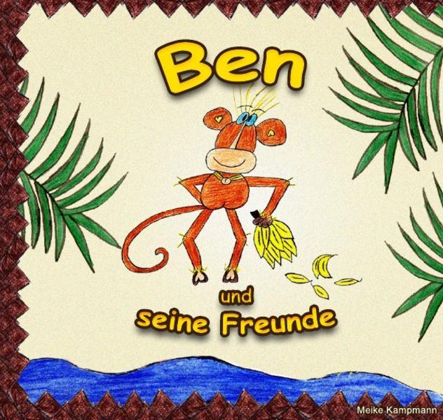 Ben und seine Freunde - Coverbild