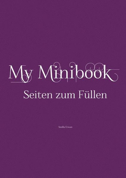 My Minibook - Coverbild