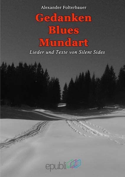 Gedanken-Blues-Mundart - Coverbild