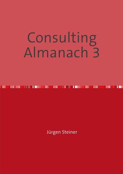 Consulting Almanach 3 - Coverbild