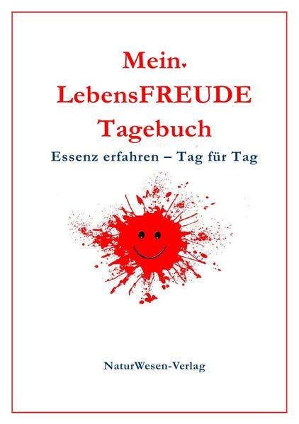 Mein LebensFREUDE Tagebuch - Coverbild