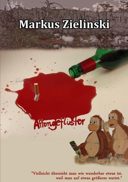 Affengeflüster - Coverbild