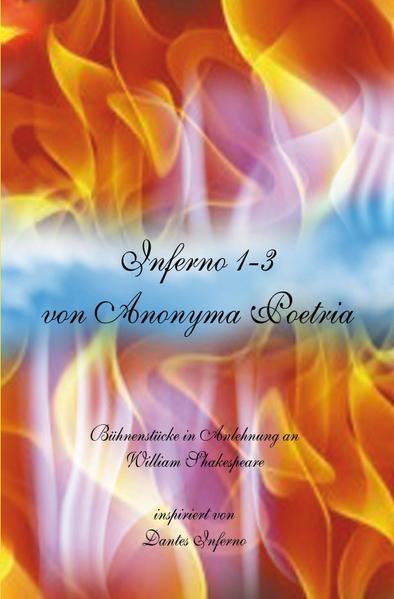 William Shakespeare - Inferno 1-3 - Coverbild