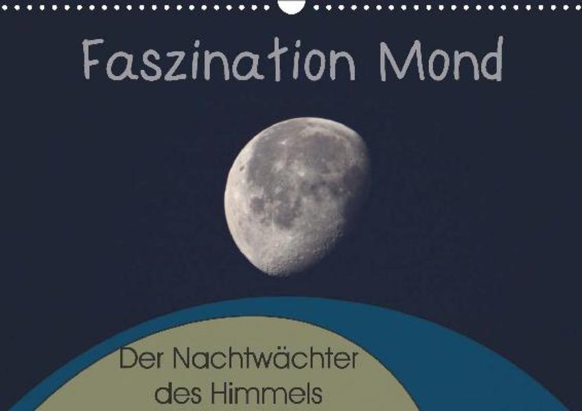 Kalender zum Selberdrucken – Faszination Mond 2017 PDF Herunterladen