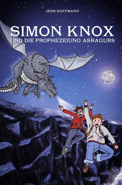 Simon Knox und die Prophezeiung Asragurs - Coverbild