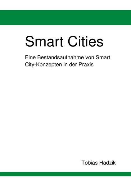 Smart Cities - Coverbild