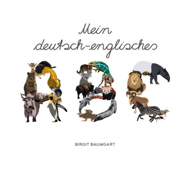 Mein deutsch-englisches ABC - Coverbild
