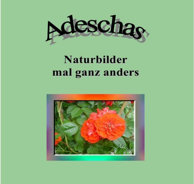 Adeschas Naturbilder - Coverbild