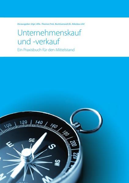Unternehmenskauf und -verkauf - Coverbild