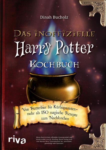 Das inoffizielle Harry-Potter-Kochbuch - Coverbild
