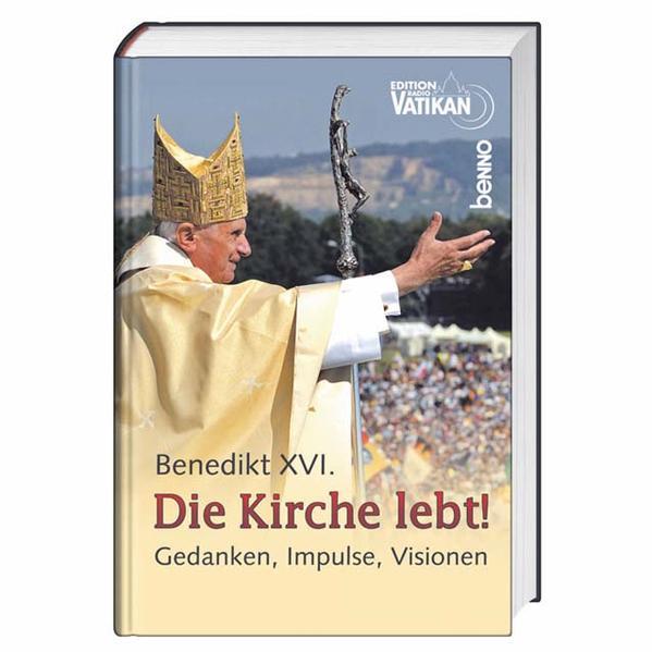 Die Kirche lebt! - Coverbild