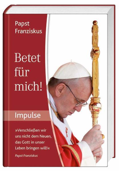 Betet für mich! - Coverbild