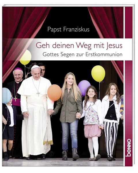 Geh deinen Weg mit Jesus - Coverbild