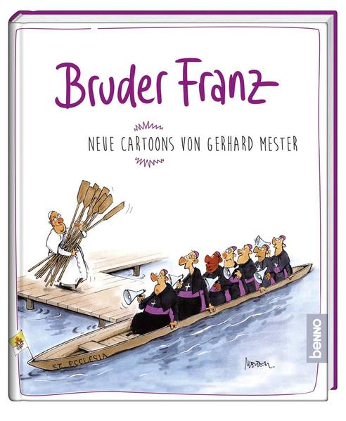 Bruder Franz - Coverbild