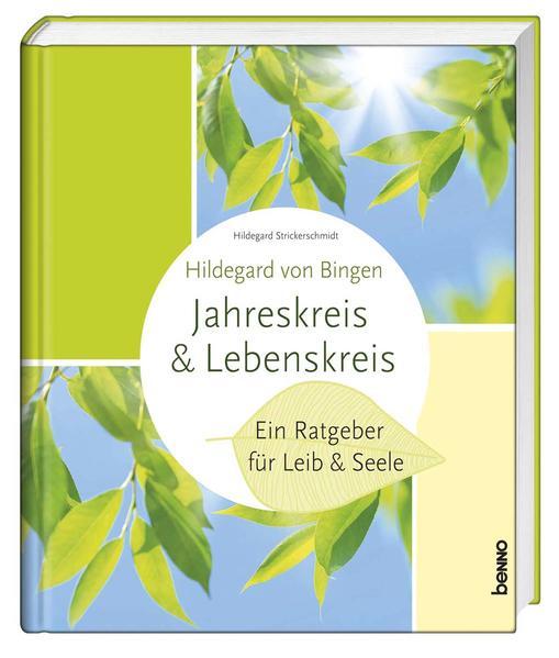 Hildegard von Bingen - Lebenskreis & Jahreskreis - Coverbild