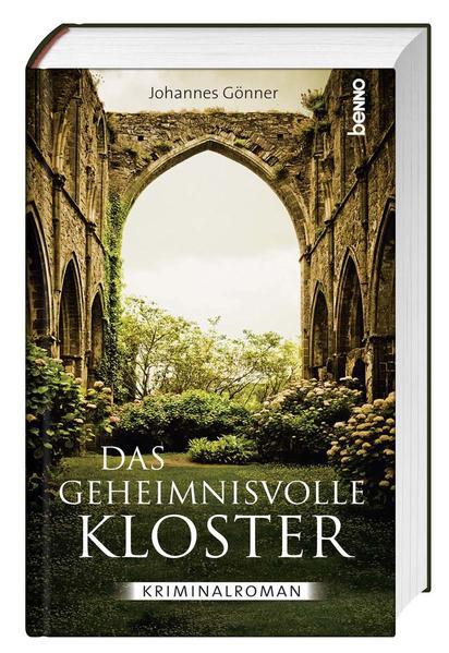 Das geheimnisvolle Kloster - Coverbild