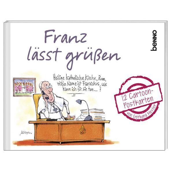 Franz lässt grüßen - Coverbild