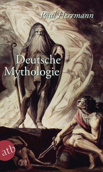 Deutsche Mythologie - Coverbild