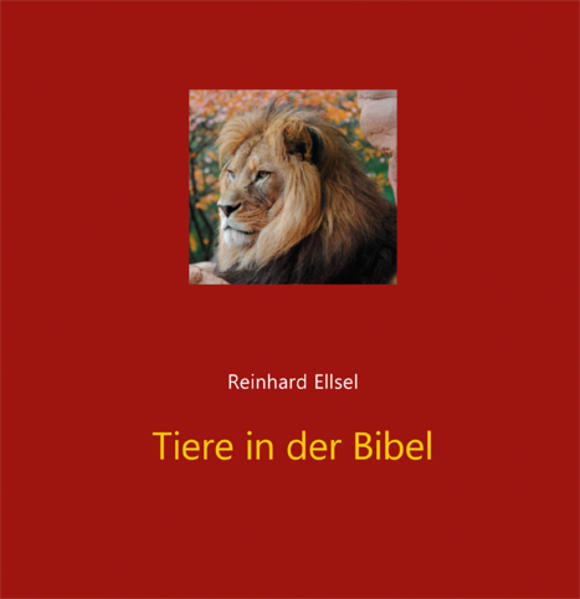 Tiere in der Bibel - Coverbild