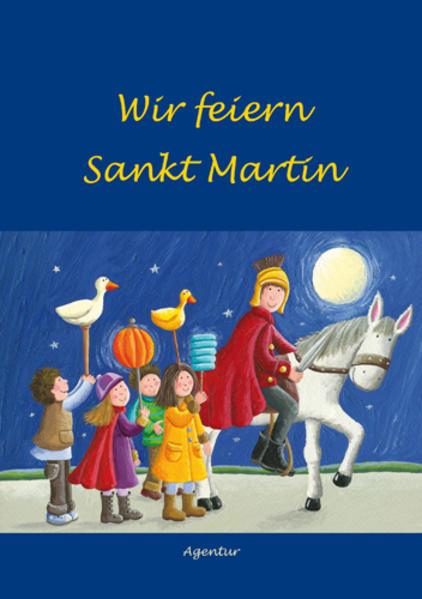 Wir feiern Sankt Martin - Coverbild