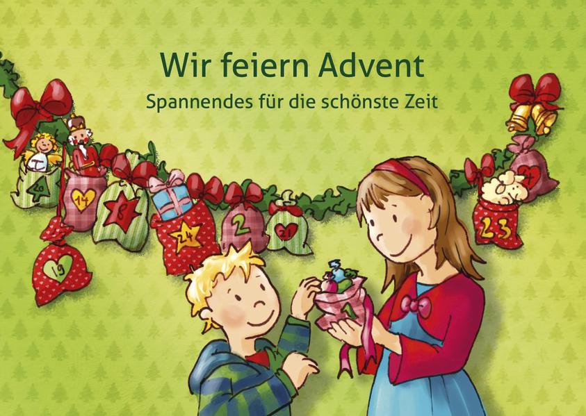 Wir feiern Advent - Coverbild