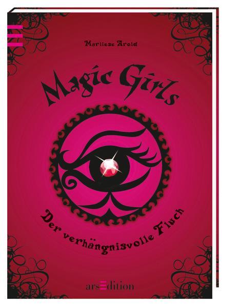 Magic Girls - Der verhängnisvolle Fluch - Coverbild