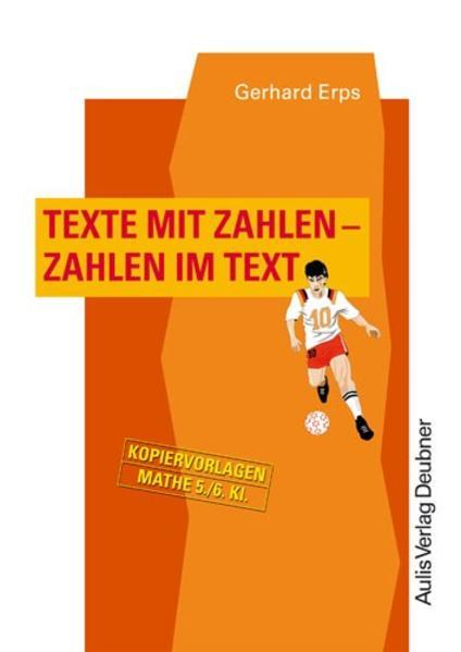 Kopiervorlagen Mathematik / Texte mit Zahlen - Zahlen im Text - Coverbild