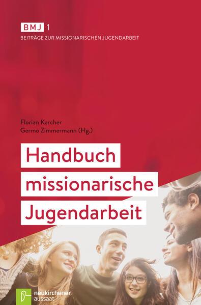 Handbuch missionarische Jugendarbeit - Coverbild