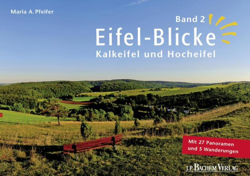 Eifel-Blicke, Band 2 - Coverbild