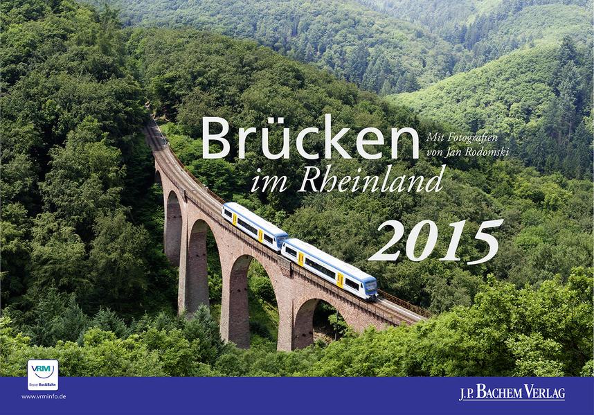 Brücken im Rheinland - Coverbild