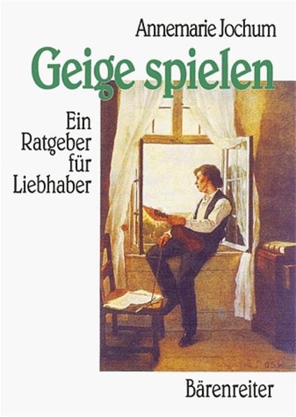 Geige spielen - Coverbild
