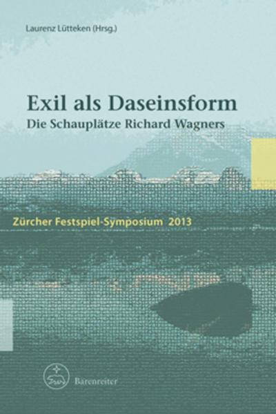 Exil als Daseinsform - Coverbild