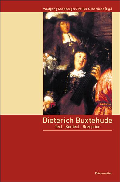 Dieterich Buxtehude - Coverbild