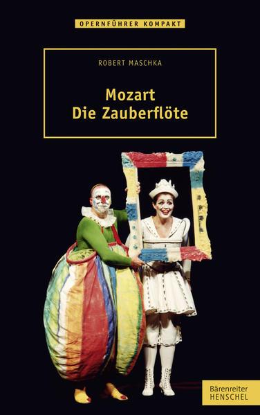 Mozart. Die Zauberflöte - Coverbild
