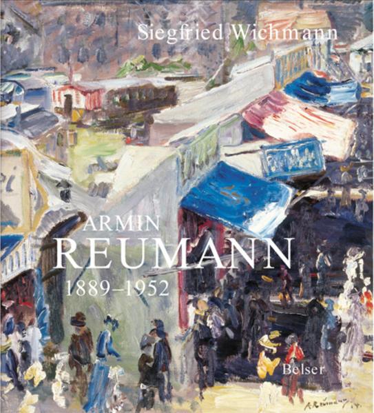 Armin Reumann 1889-1952 - Coverbild