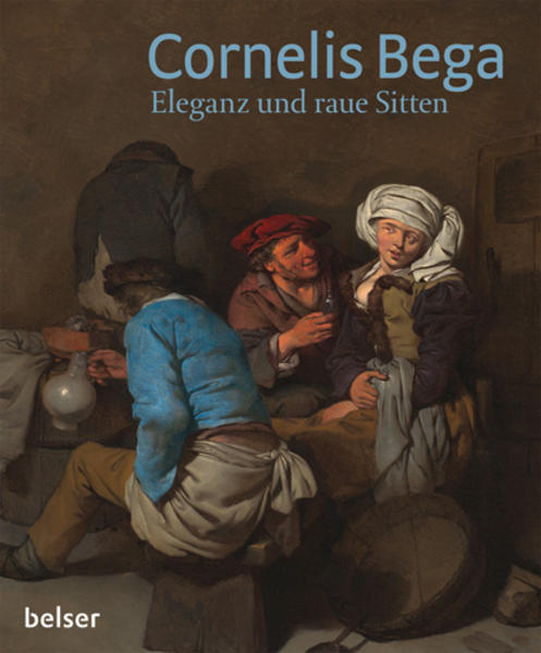 Cornelis Bega - Coverbild