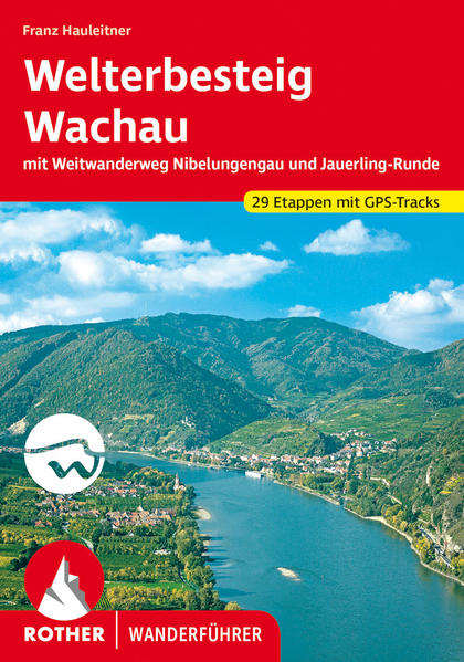 Welterbesteig Wachau - Coverbild