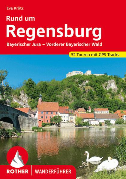 Rund um Regensburg - Coverbild