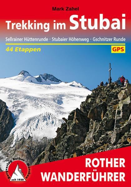 Trekking im Stubai - Coverbild