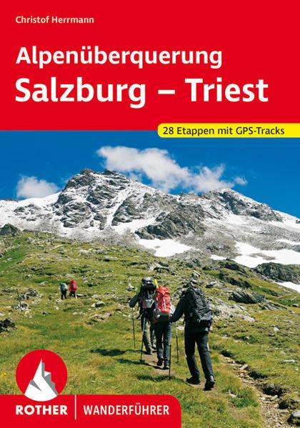 Kostenloser Download Alpenüberquerung Salzburg - Triest PDF