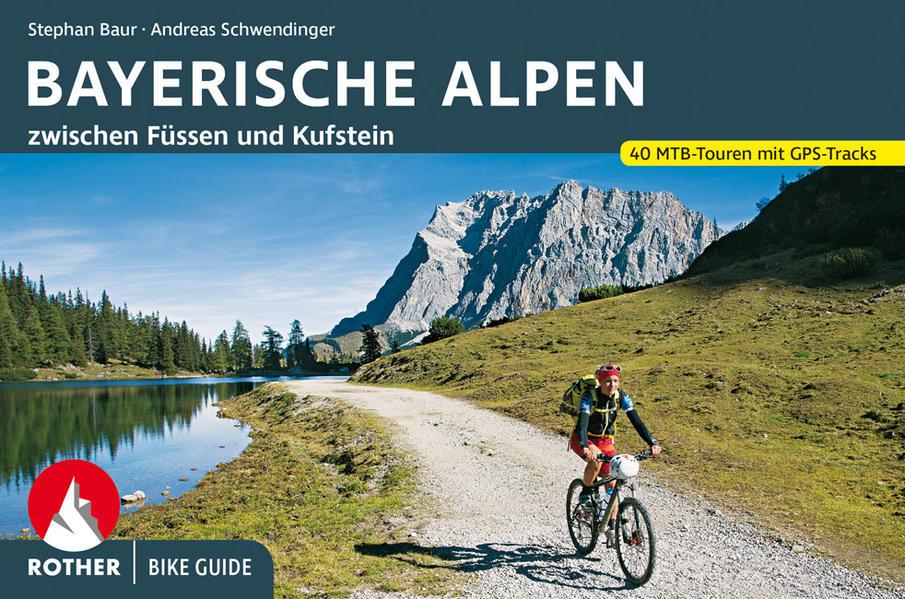 Bike Guide Bayerische Alpen von Stephan Baur PDF Download