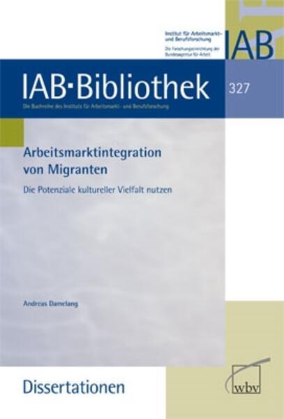 Arbeitsmarktintegration von Migranten - Coverbild