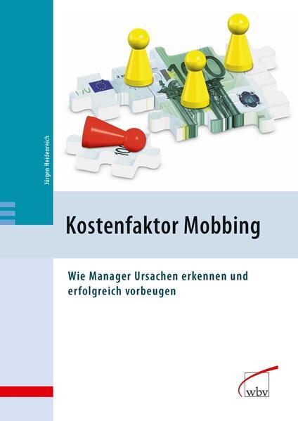 Kostenfaktor Mobbing - - Coverbild