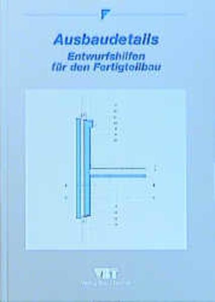 Ausbaudetails im Fertigteilbau - Coverbild