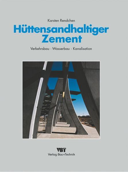 Hüttensandhaltiger Zement - Coverbild