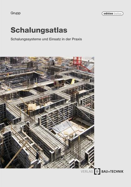 Schalungs-Atlas - Coverbild