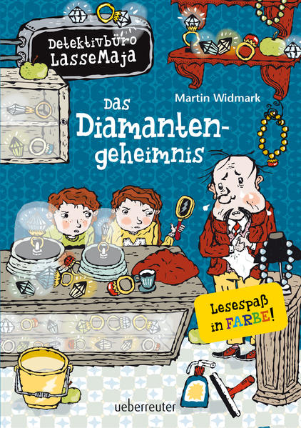 Das Diamantengeheimnis - Coverbild