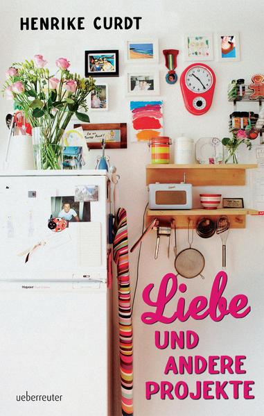 Liebe und andere Projekte - Coverbild