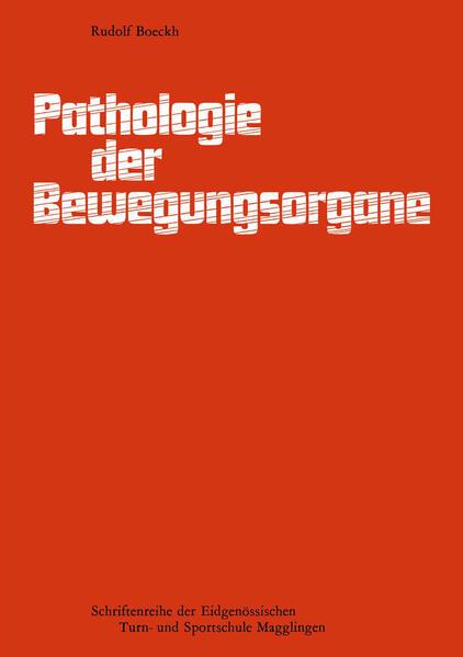 Pathologie der Bewegungsorgane - Coverbild